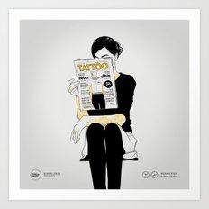 PRINT Nº043 Art Print