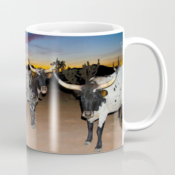 Bulls Night Out Coffee Mug