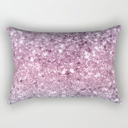Unicorn Girls Glitter #5 #shiny #pastel #decor #art #society6 Rectangular Pillow
