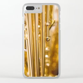 Dazzling Sound Clear iPhone Case
