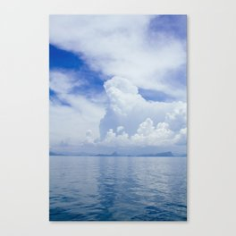 Koh Samui Journey Canvas Print