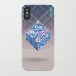 Mindscape Marbled iPhone Case
