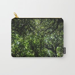 umbrella of trees Carry-All Pouch