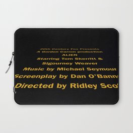 Alien cast & crew Laptop Sleeve