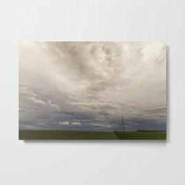 Summer Storm 2 Metal Print