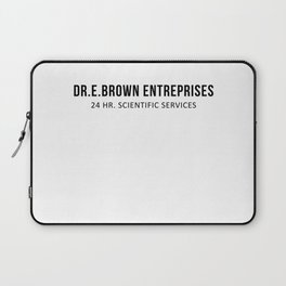 The Doc | Movies Quotes Laptop Sleeve