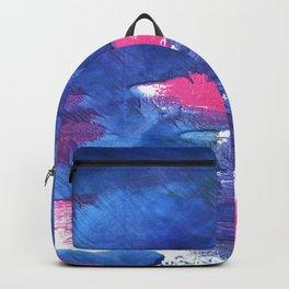 Han blue Backpack