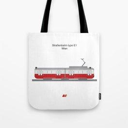 Wiener Linien Tote Bag