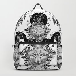 Space Wolf Backpack