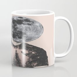 Moonhead (K) Coffee Mug