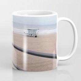The Rails of Sand Coffee Mug