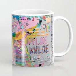 internetted Coffee Mug
