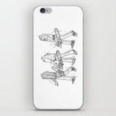 TERA MELOS - Chainsaw Men iPhone & iPod Skin