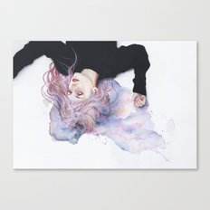 miss violence Canvas Print