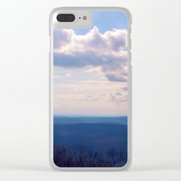 Ozark Views Clear iPhone Case