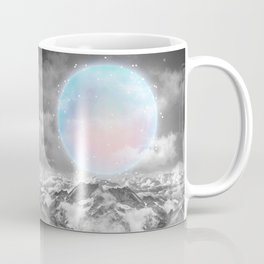 Places Neither Here Nor There (Guardian Moon) Coffee Mug