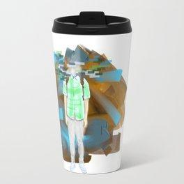 Scattered Thoughts 2 Travel Mug