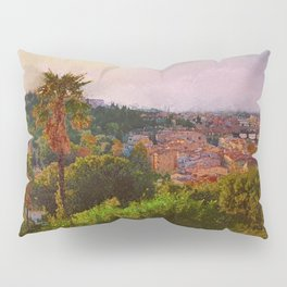 Firence - View From The Piazzale Michelangolo Pillow Sham