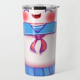 Stay Puft and Cute Travel Mug