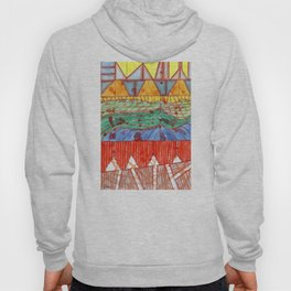 The Indoor Swimming Pool Hoody