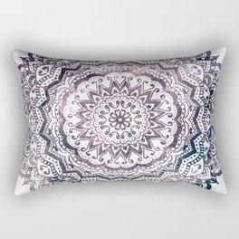 JEWEL MANDALA Rectangular Pillow