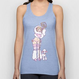 The Shepherdess Unisex Tank Top