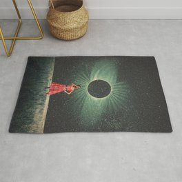 Total Eclipse of You Rug