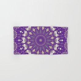 Ancestors (Purple) Hand & Bath Towel