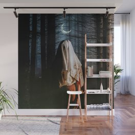 The Entity Wall Mural