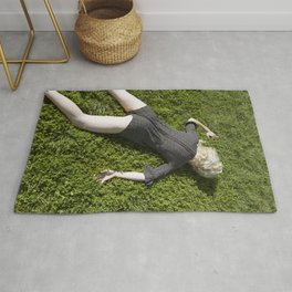 face down Rug