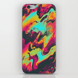 DO ME A FAVOUR iPhone Skin