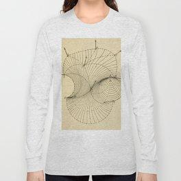 Fluid Dynamics Long Sleeve T-shirt