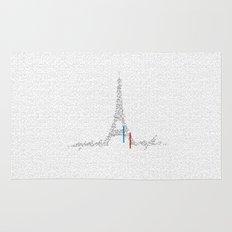 Eiffel Tower | Paris, France | Esperantos | StoryScape #1 Rug