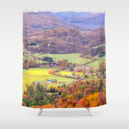 Tennessee Country 2 Shower Curtain