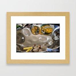 The Steel Pan Framed Art Print