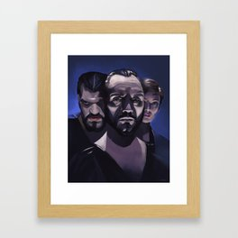General Zod Framed Art Print