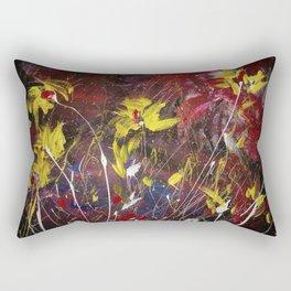Vexation of Sleep Deprivation ( Re-Tardis )  Rectangular Pillow