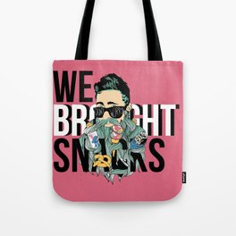 It's Not the Size of the Beard, But How You Use It.  Tote Bag