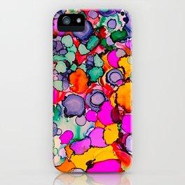 Color Blast! iPhone Case