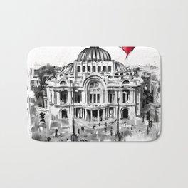 I love Mexico City Bath Mat