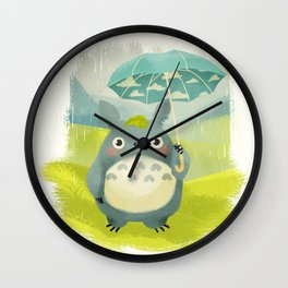 My Neighbor Wall Clock