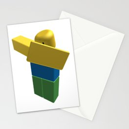 Roblox Yellow Noob Stationery Cards
