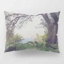 Forest Ferns Pillow Sham