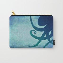 Indigo Mastermind ~ Octopus ~ Marine Life ~ (Copyright 2014) Carry-All Pouch