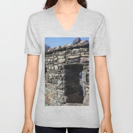 Whispers from the past Unisex V-Neck