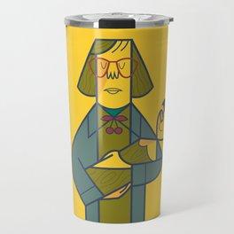 Twinocchio Travel Mug