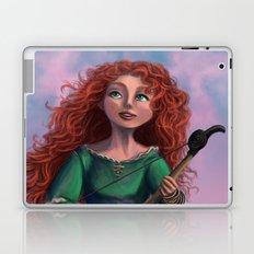 Merida from Brave Laptop & iPad Skin