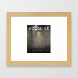 All I Want Framed Art Print