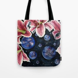 Never-ending beginnings Tote Bag