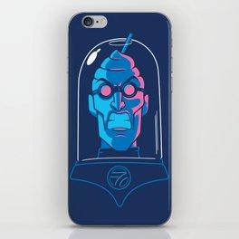 Mr. Brain Freeze iPhone Skin